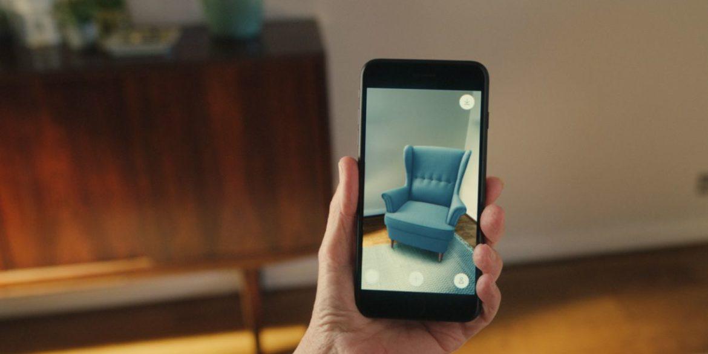 ikea crea l 39 app per arredare virtualmente la tua stanza