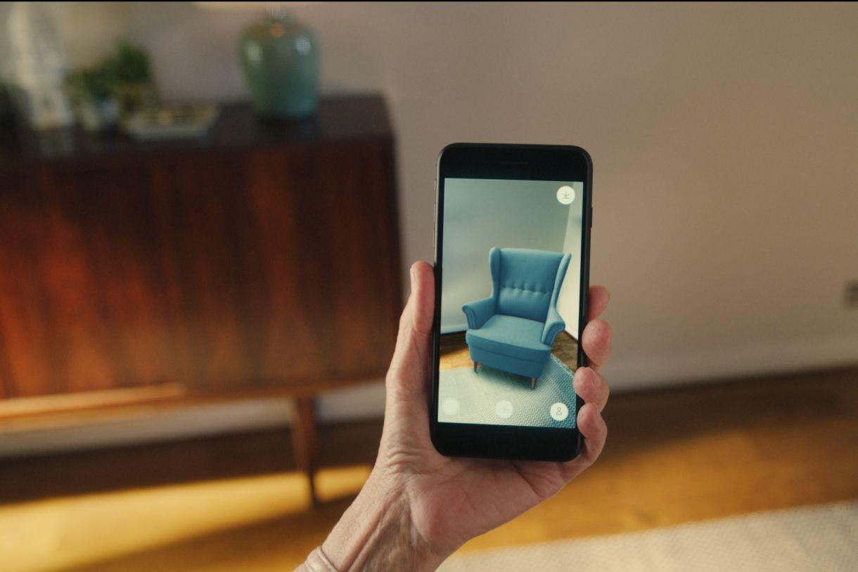 Crea La Tua Camera Ikea ikea crea l'app per arredare virtualmente la tua stanza