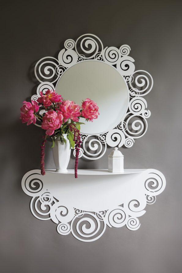 Specchi da parete particolari novit arredamento 2018 2019 - Specchi particolari per camera da letto ...