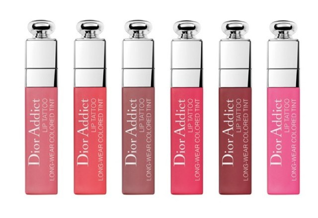 Dior Addict Lip Tattoo (30.90€).