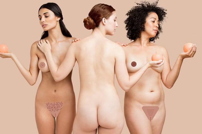 censura nudo social