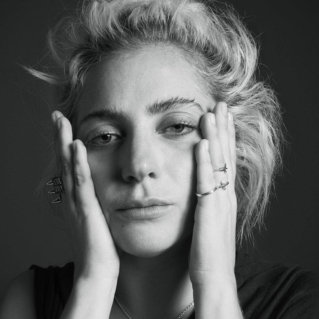 Gaga triste