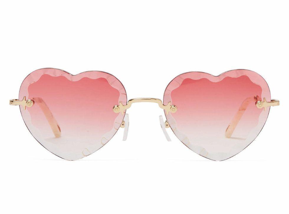 Occhiali da sole Chloé Eyewear. Credits COURTESY PHOTO.