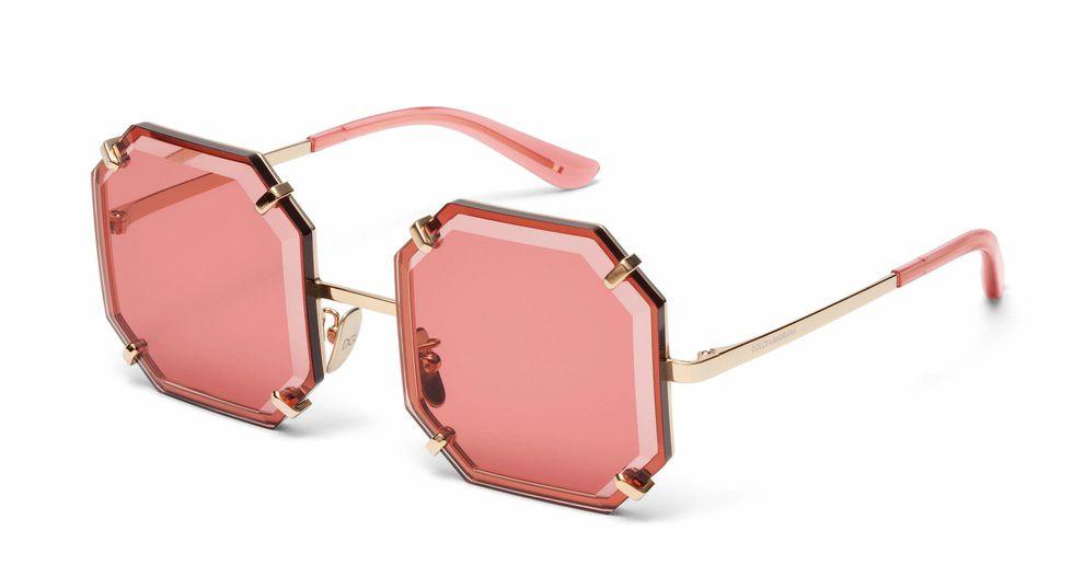 Dolce&Gabbana Eyewear. Credits COURTESY PHOTO.