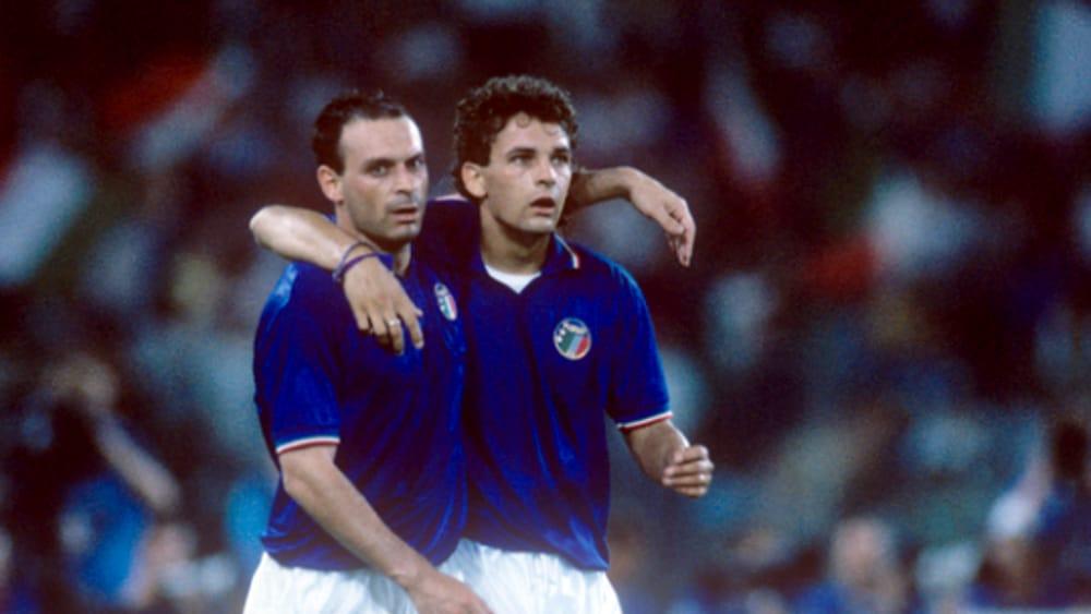 Italia Legends: uno dei protagonisti