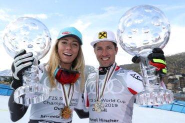 i vincitori della coppa del mondo di sci alpino