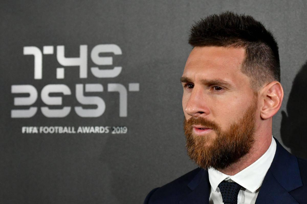 Messi, il vincitore del Pallone d'Oro 2019