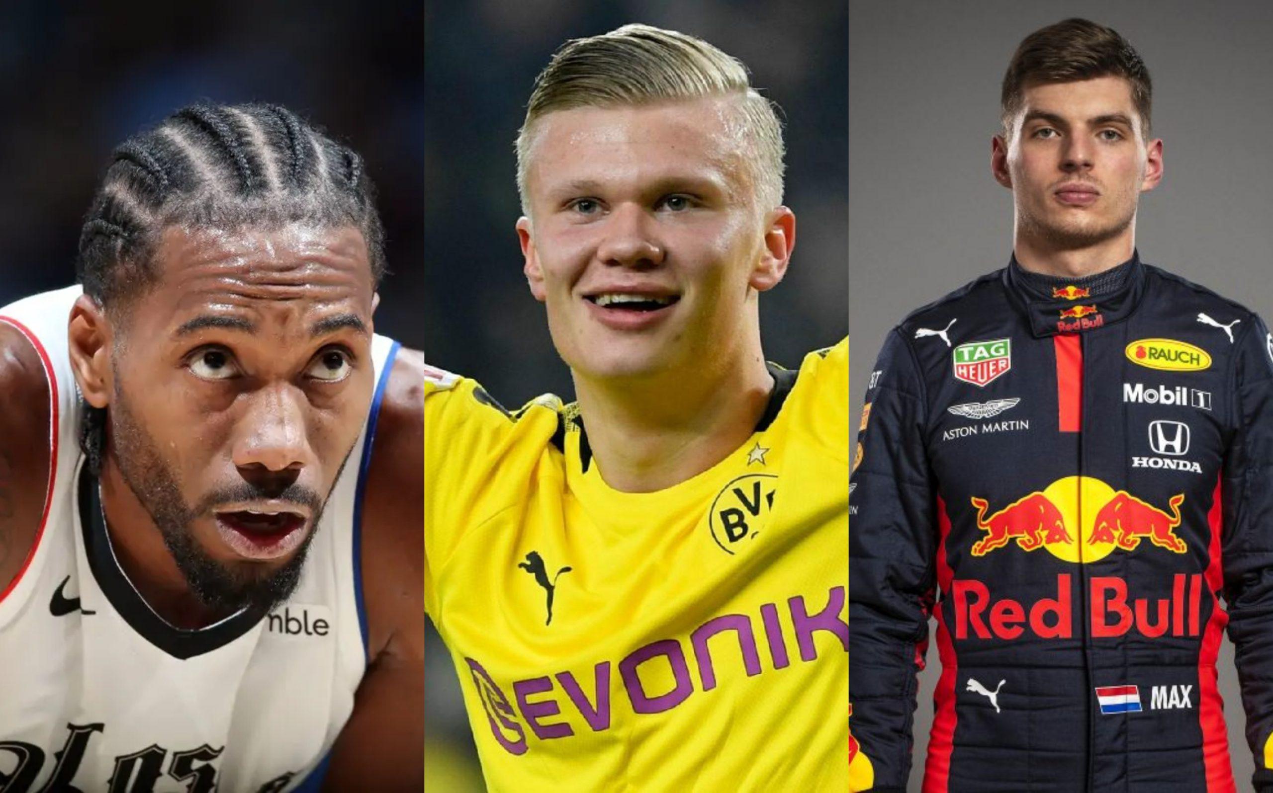 Il miglior atleta per ogni età: i risultati del sondaggio di Marca