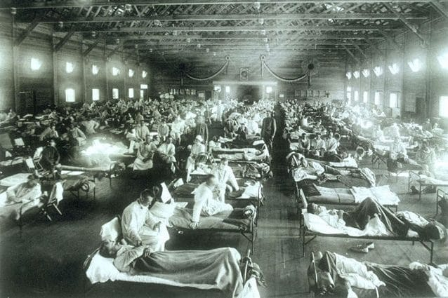 pandemia coronavirus spagnola