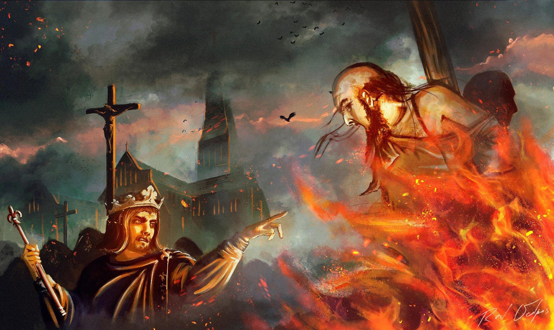 I fantasmi del palazzo di Chiaramonte Steri, tribunale inquisitorio e palcoscenico degli orrori compiuti dalla Grande Bestia