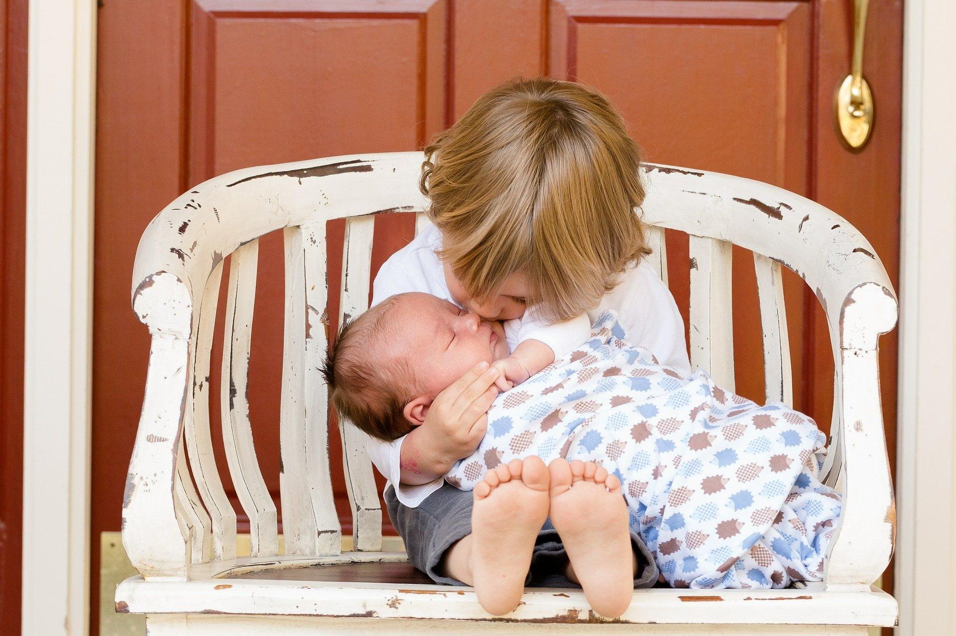10 motivi per cui un fratello è la persona più importante nella vita