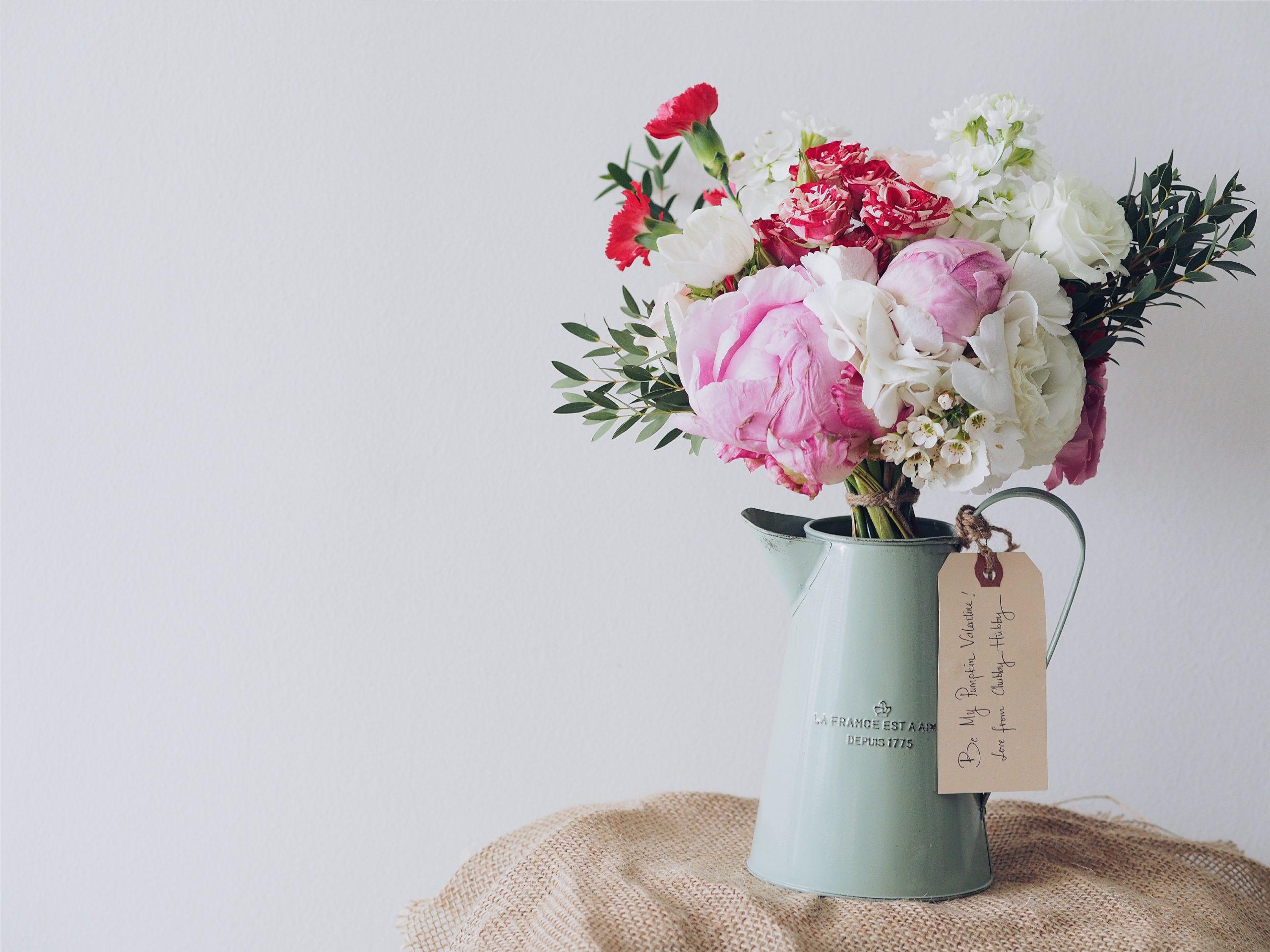I fiori in casa come antidoto per il malumore