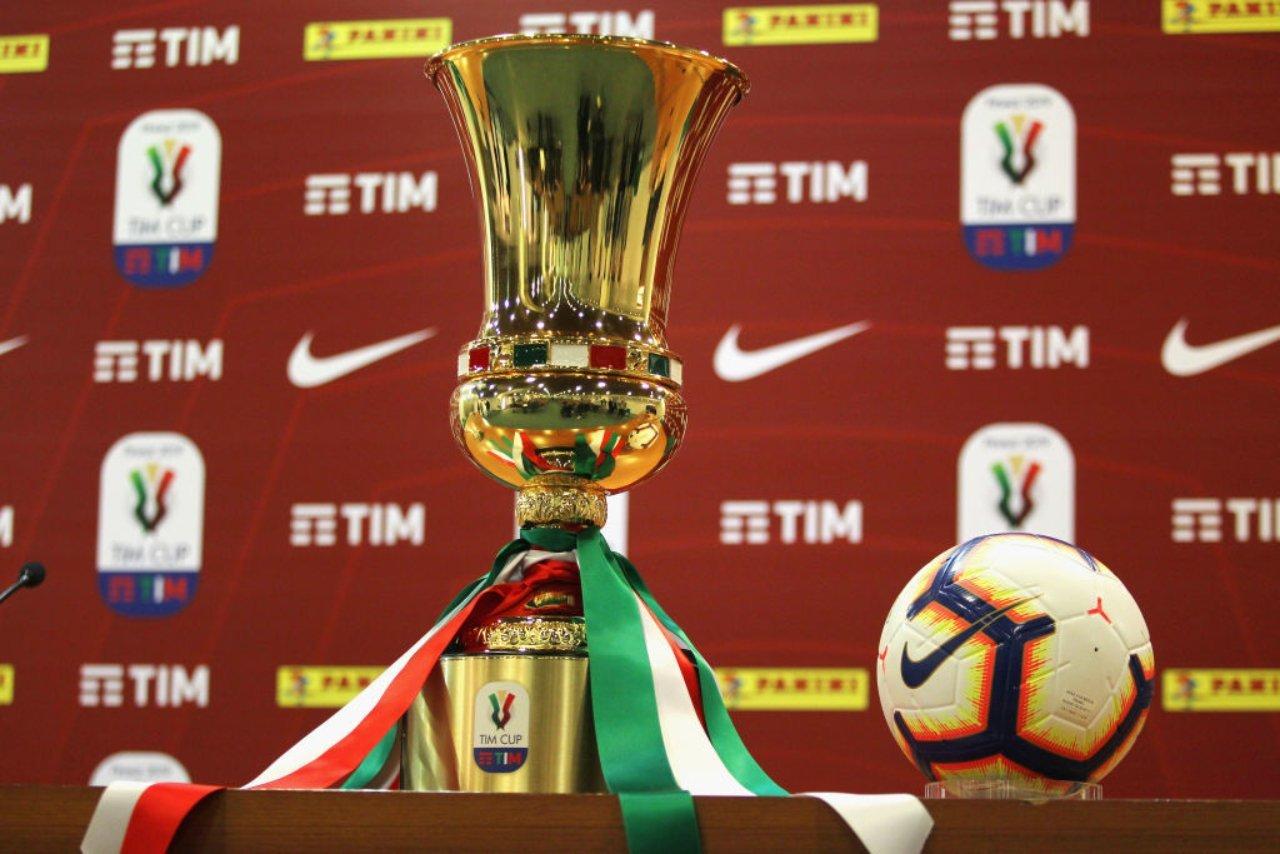 Trofeo finale coppa italia