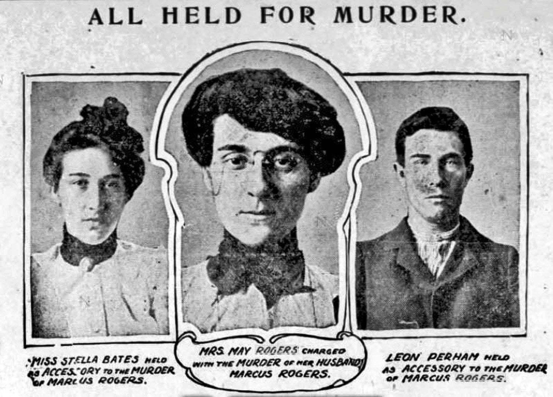 Il terribile delitto di Mary Rogers e la sua anima senza giustizia