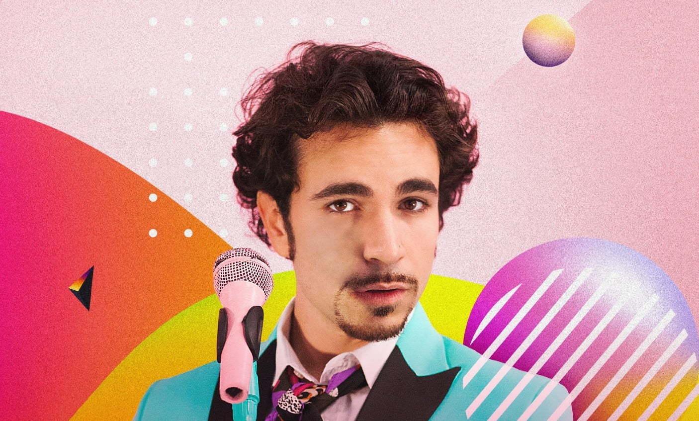 """Intervista a Simonluca: """"Sogno di partecipare al Festival di Sanremo"""""""